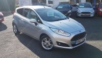 Ford Fiesta ZETEC 1.0T 100PS 3Dr *Full service history with us*