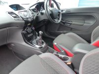 Ford Fiesta ZETEC S RED EDITION ** FULL SVC HISTORY**