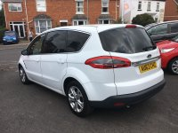Ford S-Max TITANIUM 2.0 TDCI 163PS POWERSHIFT ** GOOD SERVICE HISTORY **