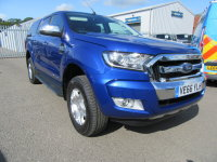 Ford Ranger LIMITED OFF ROAD PACK AND NAV!!