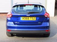 Ford Focus ZETEC NAVIGATION 1.0 125ps  * ONLY 6438  miles *