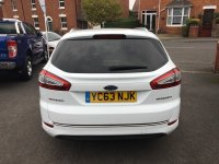 Ford Mondeo TITANIUM X BUSINESS EDN ESTATE 2.0 TDCI 163PS ** NAVIGATION + FULL SERVICE HISTORY **
