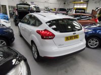 Ford Focus ZETEC NAV 1.0T 100ps Ecoboost  * ONLY 4303 Miles *