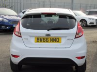 Ford Fiesta ZETEC NAV WHITE EDITION 1.0T 100ps Ecoboost