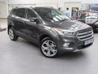 Ford Kuga TITANIUM NAV 1.5T Ecoboost 182ps AUTO   *ALL WHEEL DRIVE*