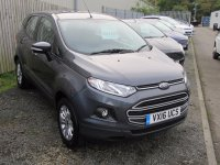 Ford EcoSport ZETEC 1.5 Ti-VCT AUTO 110ps * Rear Park Assist *