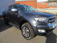 Ford Ranger LIMITED AUTO