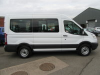 Ford Transit 350 BUS 12 SEAT