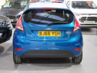 Ford Fiesta ZETEC 1.25i BLUE EDITION NAVIGATION