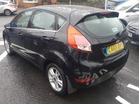 Ford Fiesta ZETEC 1.25 82PS 5Dr *Only 10100 Miles*