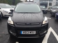 Ford Kuga ZETEC 2.0TDCI 140PS AWD *Front & Rear Sensors
