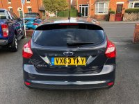 Ford Focus ZETEC 1.0T 100PS 5 DOOR ** LOW TAX **