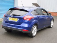 Ford Focus ZETEC TDCI  * Excellent MPG Plus Low Tax *