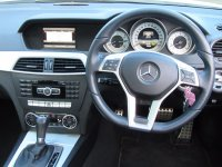 Mercedes-Benz C Class C180 BLUEEFFICIENCY AMG SPORT NAV AUTO