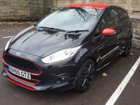 Ford Fiesta ZETEC S BLACK EDITION ***1.0T 140ps***