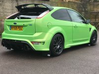 Ford Focus RS Mk 2 3Dr *Lux Pack 1 & 2, Dynamica Seats, Bluetooth*