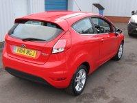 Ford Fiesta ZETEC 1.25 * THIRTY POUNDS TAX *