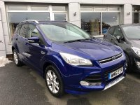 Ford Kuga TITANIUM SPORT 2.0 TDCI 150PS 2WD ** FRONT AND REAR SENSORS **