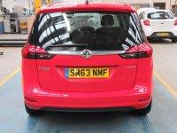 Vauxhall Zafira Tourer 1.4T 140ps AUTO EXCLUSIV 7 Sts