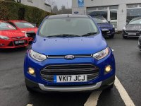 Ford EcoSport TITANIUM S 1.0T 140PS 5 DOOR ** ONE OF OUR OWN **