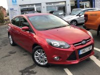 Ford Focus TITANIUM 1.6 125PS AUTOMATIC ** FULLY SERVICED WITH US **