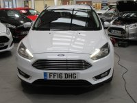 Ford Focus TITANIUM 1.0T 125ps * 17 inch Alloys - Privacy Glass *