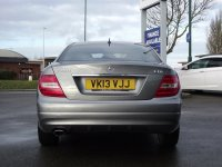 Mercedes-Benz C Class 2.1 C220 CDI SE (Executive) 7G-Tronic Plus 2dr