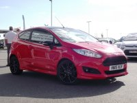 Ford Fiesta 1.0 EcoBoost Zetec S Red Edition Hatchback 3dr (start/stop)
