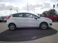 Ford Fiesta 1.6 Zetec Hatchback Powershift 5dr