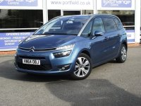 Citroen C4 Picasso 1.6 e-HDi Airdream Exclusive+ 5dr