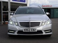 Mercedes-Benz E Class 3.0 E350 CDI BlueEFFICIENCY Sport 7G-Tronic Plus 5dr (start/stop)