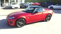 Mazda MX-5 2.0i 25th Anniversary 2dr
