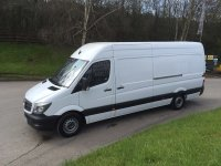 Mercedes-Benz Sprinter 313 CDI LWB