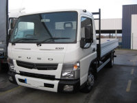 FUSO CANTER 3C13 34 C/C Alloy Dropside