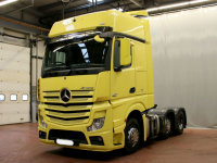 Mercedes-Benz Actros 2551LS GigaSpace 2.5m Level Floor
