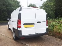 Mercedes-Benz Vito 114 BLUETEC panel van long