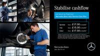 Mercedes-Benz Sprinter 316CDI panel van medium high roof