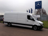 Mercedes-Benz Sprinter 313CDI panel van long high roof