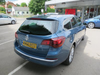 VAUXHALL ASTRA 2014/14, 1.6i Elite, Auto, Sports Tourer, F&R Parking sensors