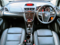 VAUXHALL MOKKA 2015/65, 1.4i Turbo, SE