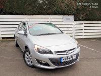 VAUXHALL ASTRA 2014/64, 1.6i Design, Auto, Parking sensors