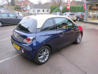 VAUXHALL ADAM 2014/64, 1.2i Jam, White roof, IntelliLink