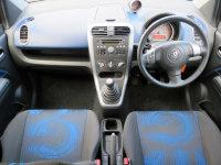 VAUXHALL AGILA 2015/64, 1,2I SE, Manual, Parking sensors