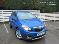 VAUXHALL MOKKA 2014/64, 1.4i Turbo, SE, Auto
