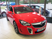 """VAUXHALL INSIGNIA 2016/66, 2.8i Turbo, VXR Supersport, 20"""" Bi Colour wheels, Bose sound system, Dual Zone Climate, F&R Parking sensors, Privacy glass, Folding mirrors"""