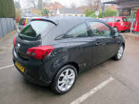 VAUXHALL CORSA 3 DOOR 2015/15, 1.2i Excite, 3 Door, IntelliLink, Winter pack