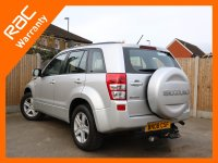 Suzuki Grand Vitara 1.9 DDIS Turbo Diesel X-ES 5 Door 5 Speed 4x4 4WD Climate Control Only 45,000 Miles Full Service History 9 Stamps Vehicle Previously Supplied By Us 08-Reg