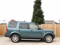 Land Rover Discovery 4 - 3.0 TDV6 Turbo Diesel XS 6 Speed Auto 4x4 4WD 7-Seater Sat Nav Bluetooth DAB Full Leather Heated Seats Only 72,000 Miles Full Service History 6 Stamps Vehicle Previously Supplied By Us 60-Reg