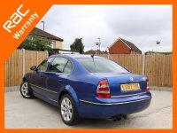 skoda Superb 2.5 V6 TDI Turbo Diesel Laurin & Klement 6 Speed Auto Sunroof Sat Nav Full Leather Heated Seats Just 2 Private Owners Only 35,000 Miles Full Service History Vehicle Previously Supplied By Us 57-Reg