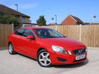 Volvo S60 2.0 D3 Turbo Diesel SE 6 Speed Sat Nav Bluetooth DAB Full Leather Just 2 Owners Only 78,000 Miles Full Volvo Service History 6 Stamps Over 3,000 Pounds of Extras 2011 60-Reg